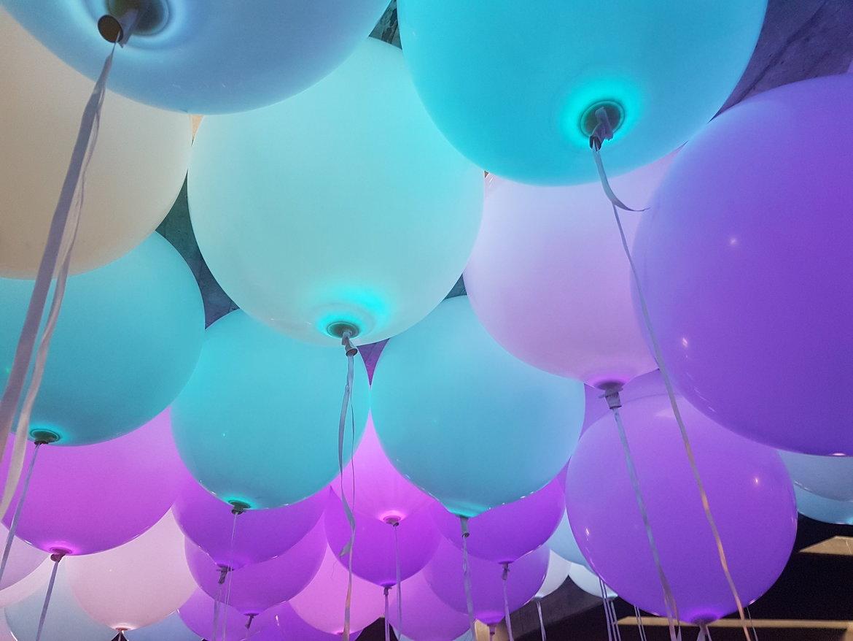 Led-ballonnen