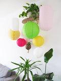 Decoratiepakket - Charming Spring - 7-delig - inclusief decoratieframe_