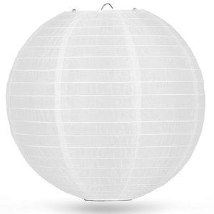 Nylon-lampion-wit-80cm