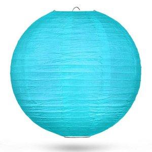 Lampion babyblauw 50cm