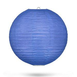 Lampion donkerblauw 35cm