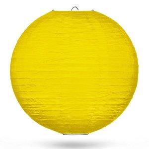 Lampion geel 50cm