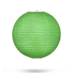 Lampion groen 25cm