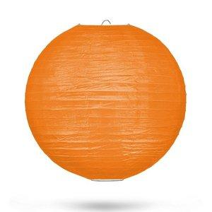 Lampion oranje 35cm