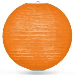 Lampion oranje 80cm