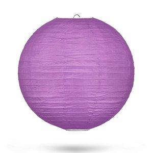 Lampion paars 35cm