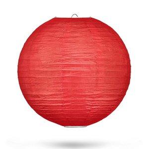Lampion rood 35cm
