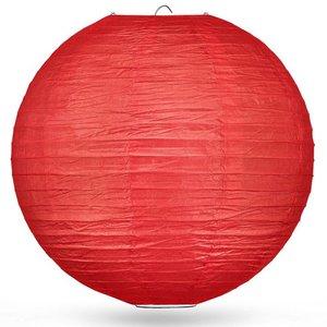 Lampion rood 80cm