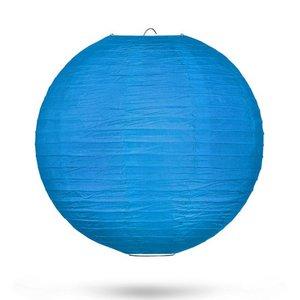 Lampion royalblauw 35cm
