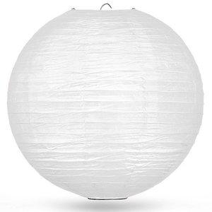 Lampion wit 80cm