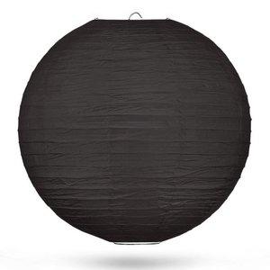 Lampion zwart 50cm