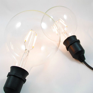 LED XL Bulb string