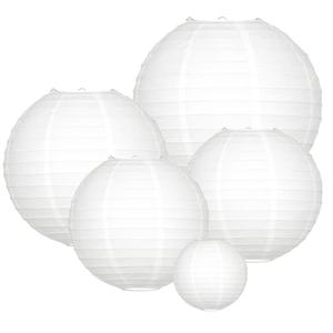Lampionpakket - Basic White - 20-delig