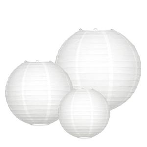 Lampionpakket - Basic White - 10-delig