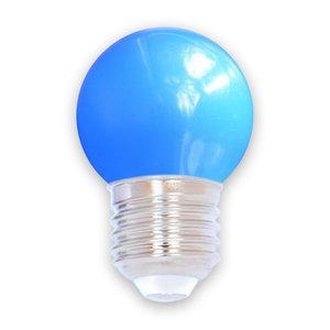 Prikkabel LED blauw