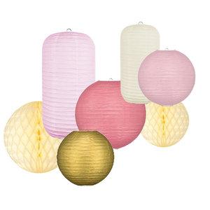 Decoratiepakket - Pastel Easter - 7-delig