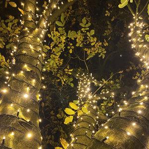 Droomboom verlichting-set - 1500 lampjes
