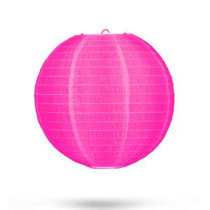 lampion-neon-roze-25cm