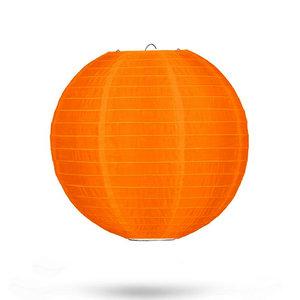 lampion-nylon-oranje-25cm